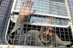 Pic01-01-11-08-Hurriyet leader Ghulam Nabi Sumji being taken